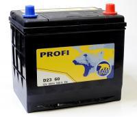 BAREN Akumulators D23 60 230x170x223+- 60Ah 540A
