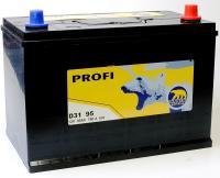 BAREN Akumulators D31 95 305x178x221-+ 95Ah 760A