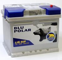 BAREN Akumulators L1B 50P 207x175x175-+ 50Ah 520A