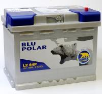 BAREN Akumulators L2 64P 242x175x190-+ 64Ah 610A