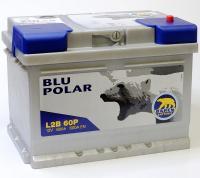 BAREN Akumulators L2B 60P 242x175x175-+ 60Ah 600A