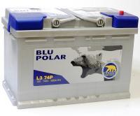 BAREN Akumulators L3 74P 278x175x190-+ 74Ah 680A