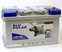 BAREN Akumulators L3B 75P 278x175x175-+ 75Ah 730A