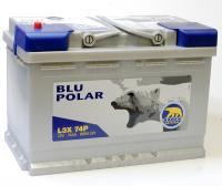 BAREN Akumulators L3X 74P 278x175x190+- 74Ah 680A