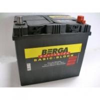 BERGA Akumulators 560412 BB BASIC 232x175x225-+ 60Ah 510A
