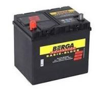 BERGA Akumulators 560413 BB BASIC 232x175x225+- 60Ah 510A