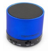 Esperanza EP115B MicroSD MP3 Bluetooth + FM bezvadu skaļruņis
