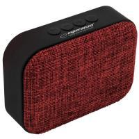 Esperanza EP129R USB/MICROSD MP3 BLUETOOTH + FM BEZVADU SKAĻRUŅIS
