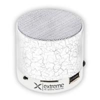 Extreme XP101W USB/MICROSD MP3 BLUETOOTH + FM BEZVADU SKAĻRUŅIS