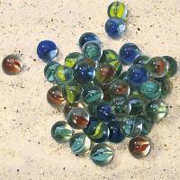 Goki VGGM150 Stikla bumbiņu komplekts (47103)