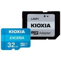 Kioxia MicroSD karte 32GB class 10 + adapter SD (LMEX1L032GG2)