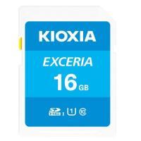 Kioxia SDHC 16GB CLASS 10/UHS 1 (LNEX1L016GG4)