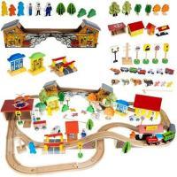 Koka dzelzceļš 89 elementi (P11222)