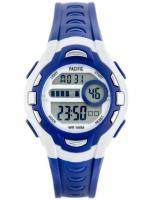 Pacific Bērnu rokas pulkstenis 202L-2 (ZY681B) zila/balta