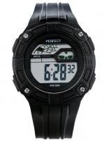 PERFECT Bērnu rokas pulkstenis 8581 (ZP280A) melna