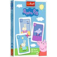 TREFL PEPPA PIG Kāršu spēle Peppa Pig (08485T)