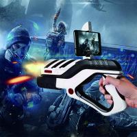 Virtuālās realitātes pistole AR Magic Gun sader ar Android, iOS (1345399)