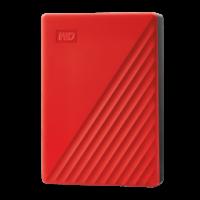 Western Digital My Passport 4TB Red (WDBPKJ0040BRD-WESN)