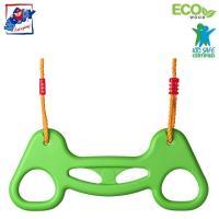 Woody 91950 Universāls plastmasas GYM gredzens bērniem no 3 gadiem (maks. 80 kg) (WD91950)
