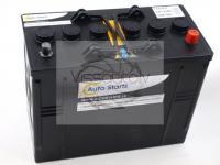 AUTO STARTS AUTO STARTS 125Ah 720A R+ 349mm x 175mm x 290mm Akumulators