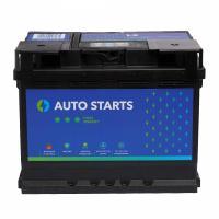 AUTO STARTS AUTO STARTS 63Ah 610A R+ 242mm x 175mm x 190mm Automašīnas akumulators