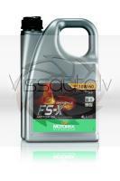 MOTOREX XPERIENCE FS-X 10w60 4L Motoreļļa