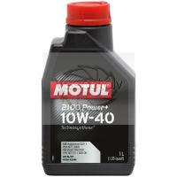 MOTUL 2100 POWER PLUS 10w40 1L Motoreļļa