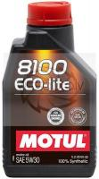 MOTUL 8100 ECO-LITE 5w30 1L Motoreļļa