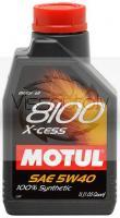 MOTUL 8100 X-CESS 5w40 1L Motoreļļa