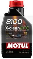 MOTUL 8100 X-CLEAN EFE 5w30 1L Motoreļļa