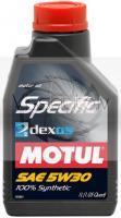 MOTUL SPECIFIC DEXOS2TM GM  5w30 5L Motoreļļa