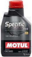 MOTUL SPECIFIC FORD 913D 5w30 5L Motoreļļa