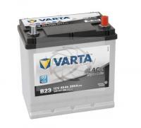 VARTA BLACK DYNAMIC B23 45Ah 300A R+ 219mm x 135mm x 225mm Automašīnas akumulators
