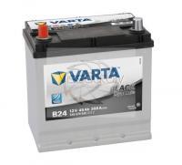 VARTA BLACK DYNAMIC B24 45Ah 300A L+ 219mm x 135mm x 225mm Automašīnas akumulators