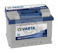 VARTA BLUE DYNAMIC D59 60Ah 540A R+ 242mm x 175mm x 175mm Automašīnas akumulators