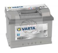 VARTA SILVER DYNAMIC D21 61Ah 600A R+ 242mm x 175mm x 175mm Automašīnas akumulators