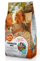 Duvo Plus Terrace Mix, 400g - bezatkritumu barība savvaļas putniem